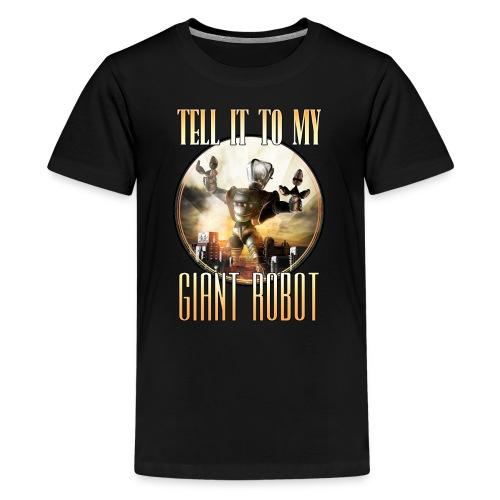 GiantRobot Shirt - Kids' Premium T-Shirt