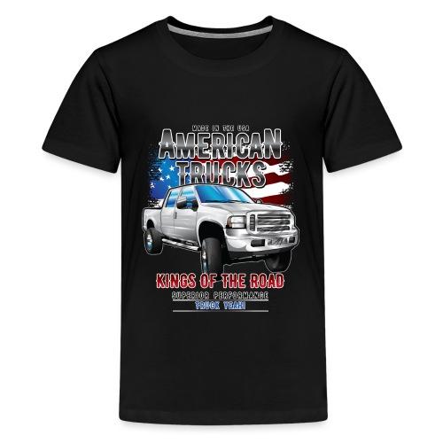 American Trucks Ford F250 - Kids' Premium T-Shirt