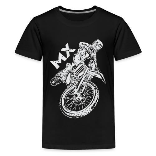 Motocross MX Rider - Kids' Premium T-Shirt