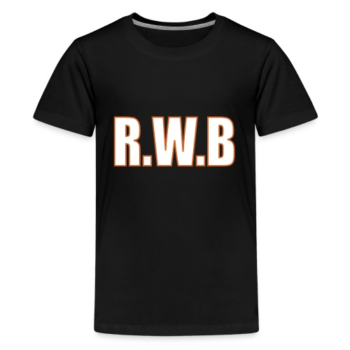 LOGOWORD2 - Kids' Premium T-Shirt