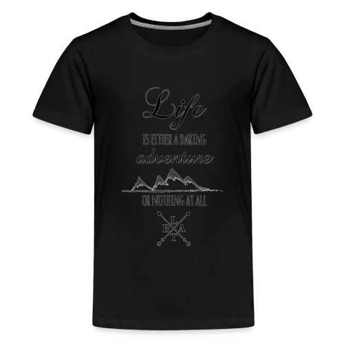 Daring Adventure LTBA - Kids' Premium T-Shirt