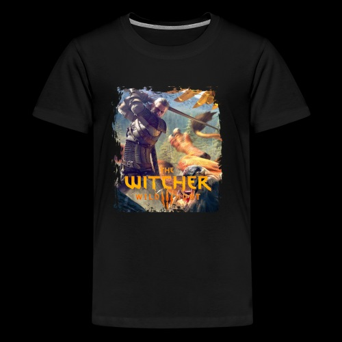 The Witcher 3 - Griffin - Kids' Premium T-Shirt
