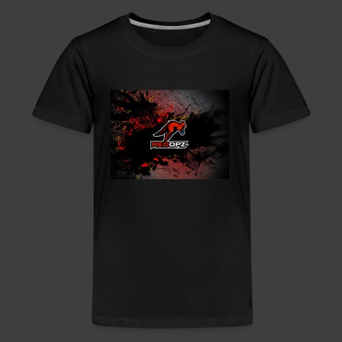 RedOpz Splatter - Kids' Premium T-Shirt