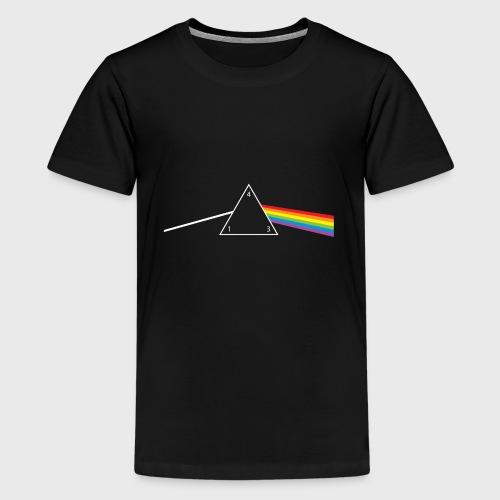 d4 Side of the Moon - Kids' Premium T-Shirt
