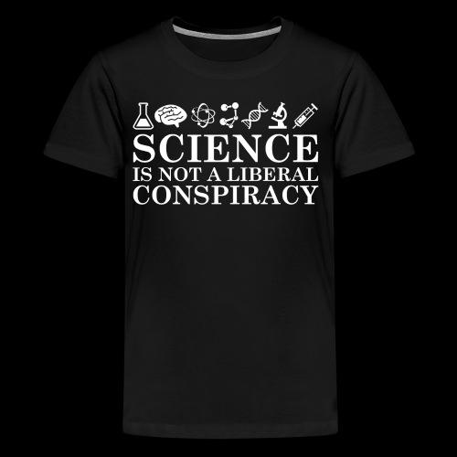 Science Conspiracy - Kids' Premium T-Shirt