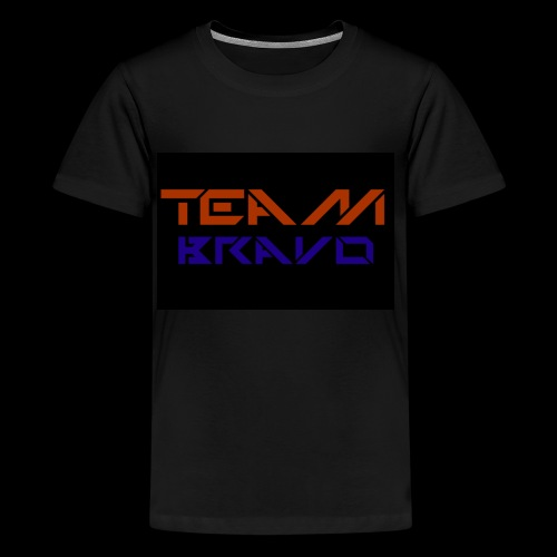 Team Bravo - Kids' Premium T-Shirt