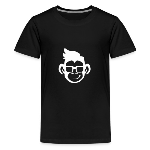 cool monkey - Kids' Premium T-Shirt