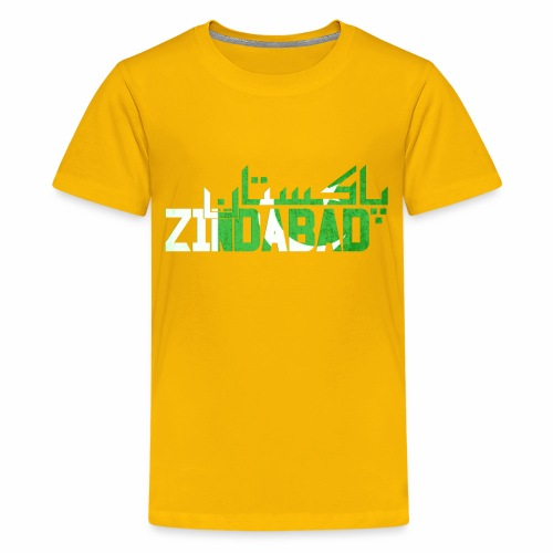 14th August Pakistan Independence Day - Kids' Premium T-Shirt