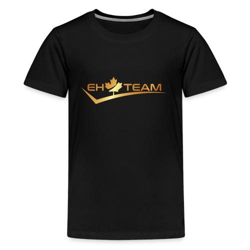 EhTeam Transparent Original Full - Kids' Premium T-Shirt