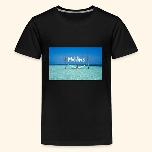 Maldives - Kids' Premium T-Shirt