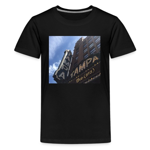 Tampa Theatrics - Kids' Premium T-Shirt