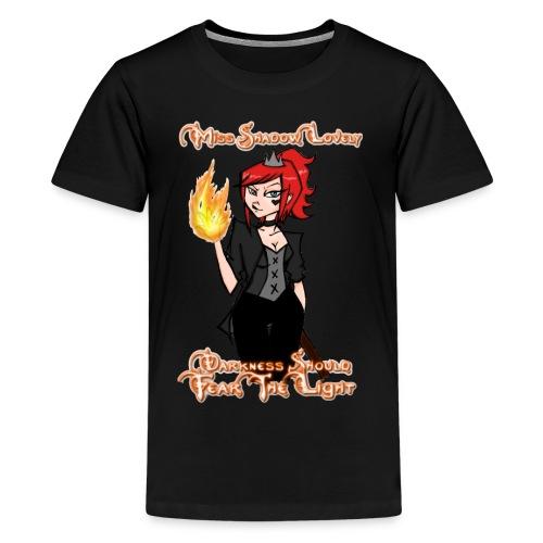 ShirtFinished png - Kids' Premium T-Shirt