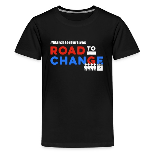 Road To Change - Kids' Premium T-Shirt
