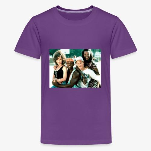 White man cant jump - Kids' Premium T-Shirt