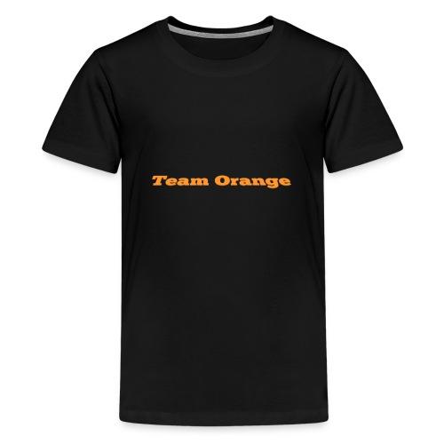 The Team logo - Kids' Premium T-Shirt