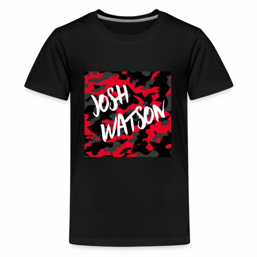 Blood Camo - Kids' Premium T-Shirt