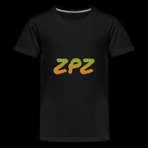 ZPZ spring & autumn logo - Kids' Premium T-Shirt