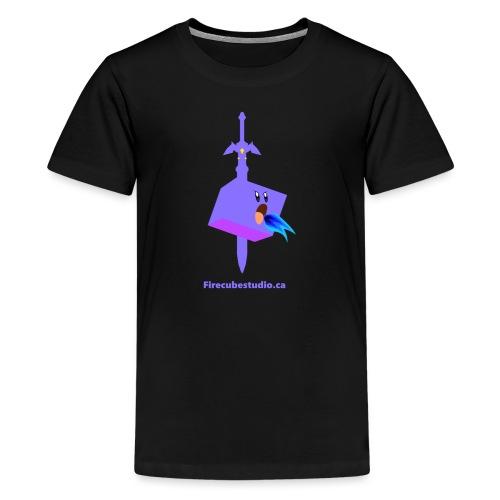 Fire Cube Studio - Kids' Premium T-Shirt