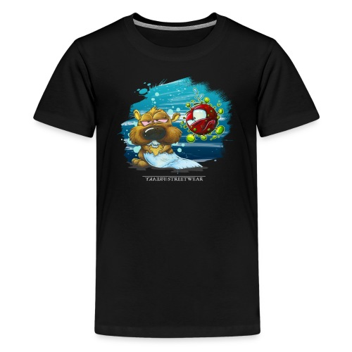 the tragic of life - Kids' Premium T-Shirt