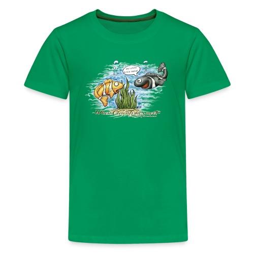 when clownfishes meet - Kids' Premium T-Shirt