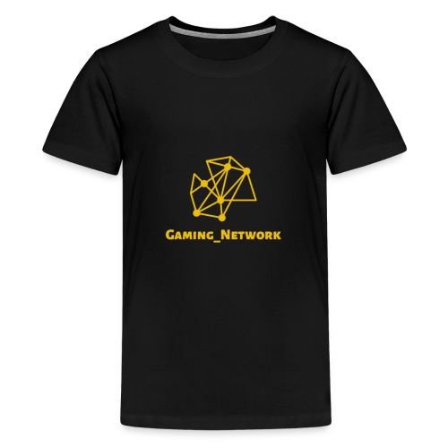 gaming network gold - Kids' Premium T-Shirt