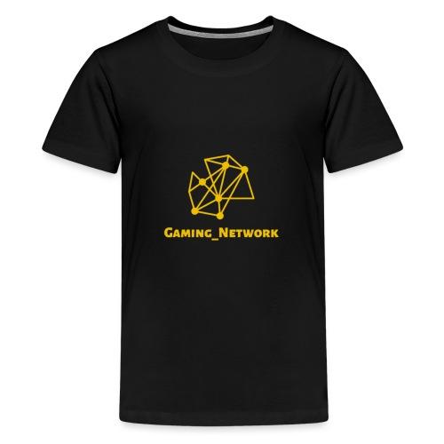gaming network gold - Kids' Premium T-Shirt