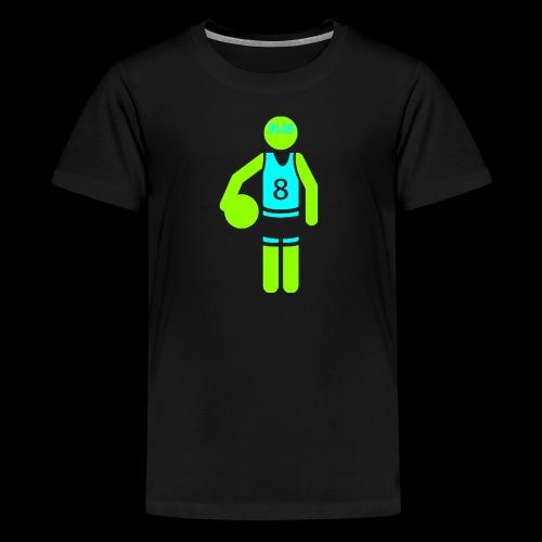 my amazing blab clothing logo - Kids' Premium T-Shirt
