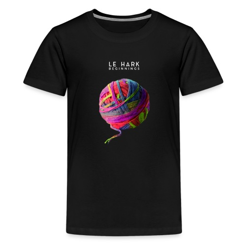 Album Art Le Hark Beginnings - Kids' Premium T-Shirt
