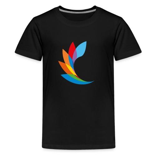 shirt color beautiful - Kids' Premium T-Shirt