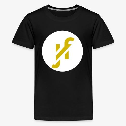 Josue Flores - Kids' Premium T-Shirt