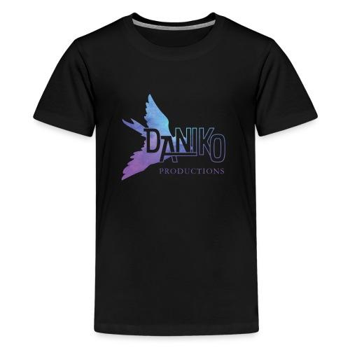 DaNiko Logo - Kids' Premium T-Shirt