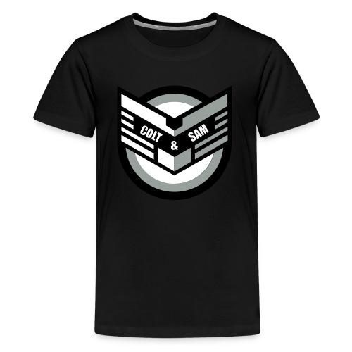 COLT AND SAM LOGO - Kids' Premium T-Shirt
