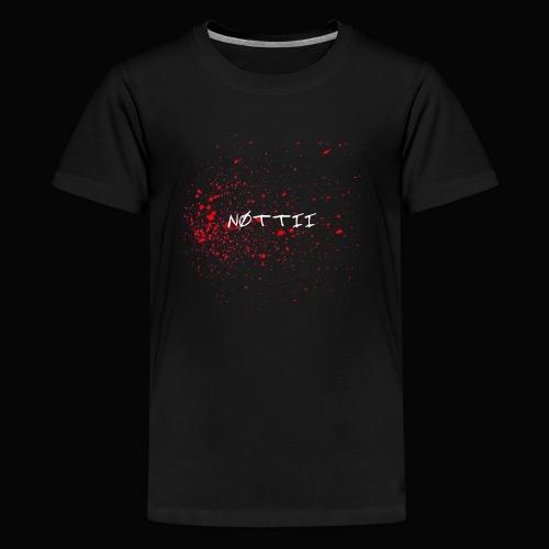 NØTTII - Kids' Premium T-Shirt
