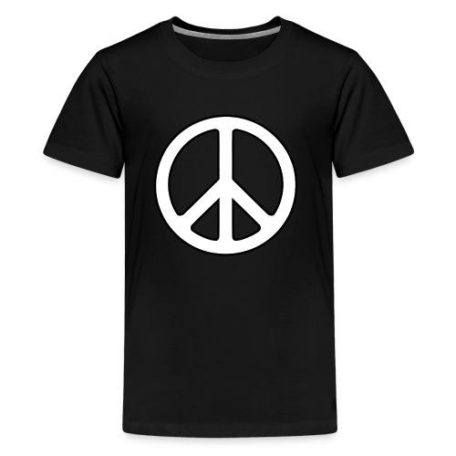 Peace Symbol PNG Image - Kids' Premium T-Shirt