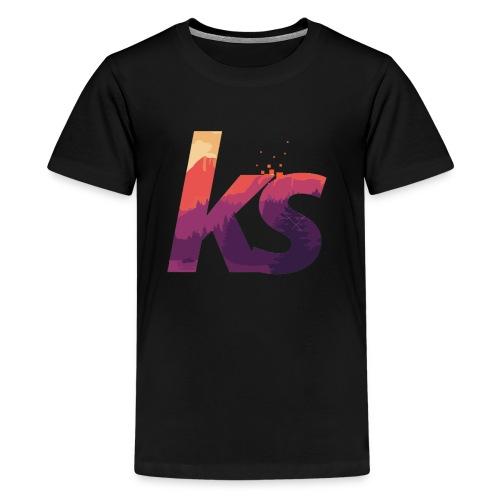 Khalil sheckler - Kids' Premium T-Shirt