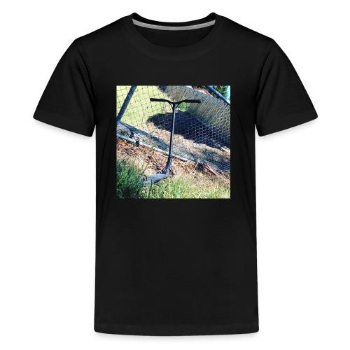 scooter people - Kids' Premium T-Shirt