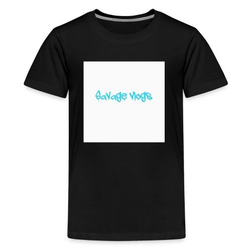 BBE7B1B4 6044 42AF A152 48208328D2C8 - Kids' Premium T-Shirt