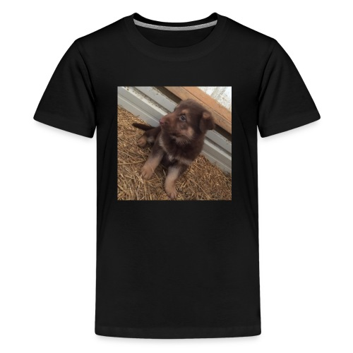 Kimber the dog - Kids' Premium T-Shirt