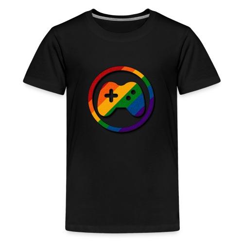 JJGAM3RHD - Kids' Premium T-Shirt