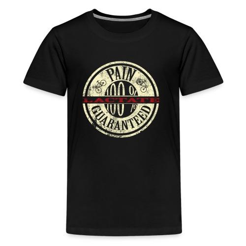 Lactate1grungebeige - Kids' Premium T-Shirt