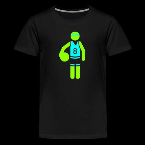 my amazing blab clothing logo - Kids' Premium T-Shirt