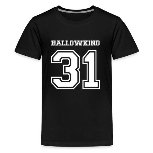 Halloween Hallowking - Kids' Premium T-Shirt