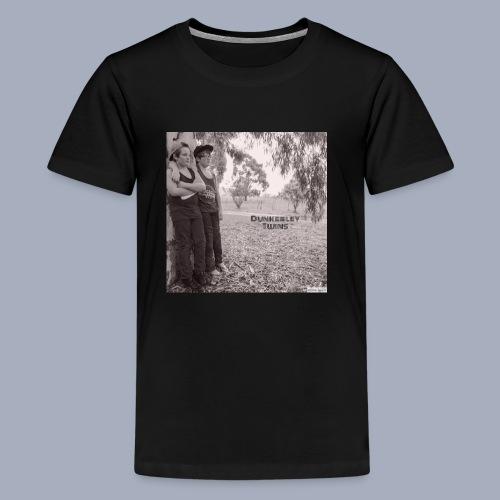 dunkerley twins - Kids' Premium T-Shirt