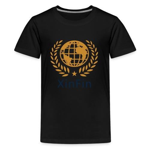 xinfin - Kids' Premium T-Shirt