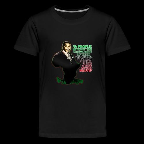 Marcus Garvey Afrika - Kids' Premium T-Shirt
