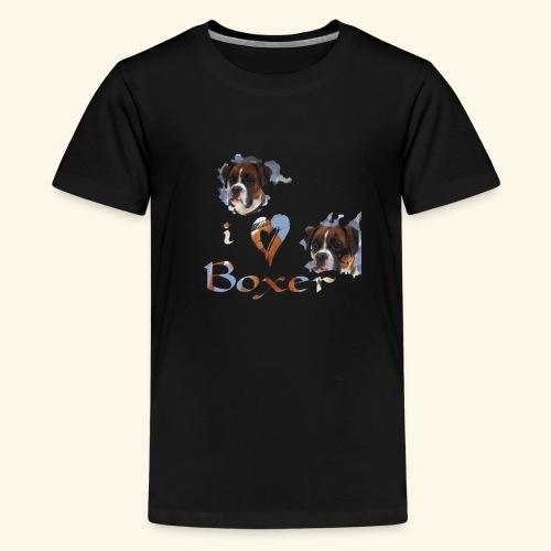 Boxer - Kids' Premium T-Shirt