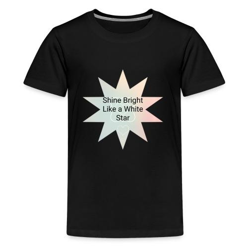 Photo 1514476838633 - Kids' Premium T-Shirt