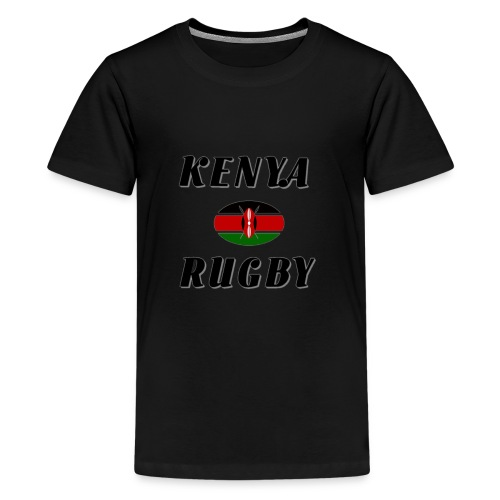 Kenya rugby - Kids' Premium T-Shirt