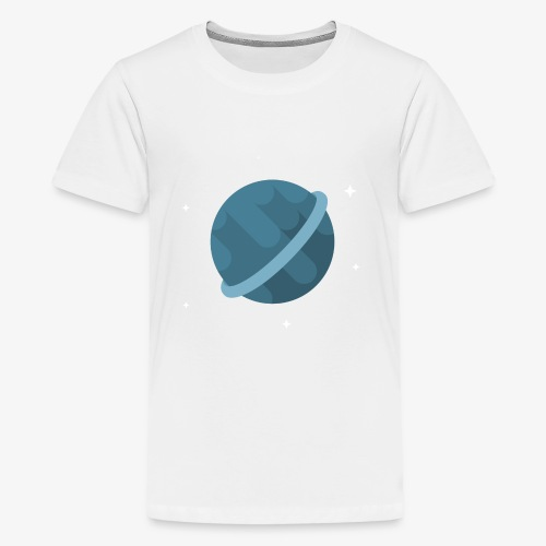 Tiny Blue Planet - Kids' Premium T-Shirt