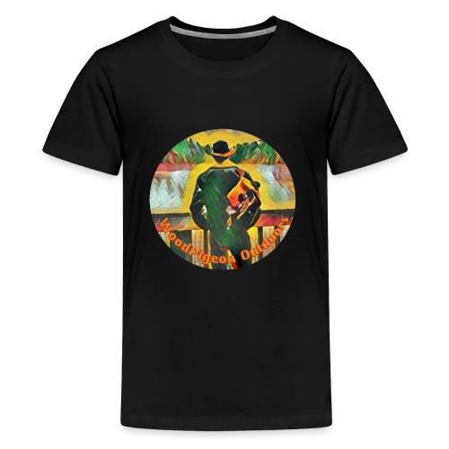 WoodPigeon Outdoors - Kids' Premium T-Shirt